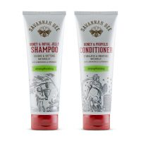 Share for 5% off your next purchase!  Royal Jelly and Propolis Shampoo and Conditioner #stickwithblik