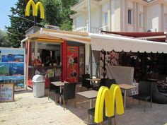 outdoor kiosk mcdonalds - Google Search