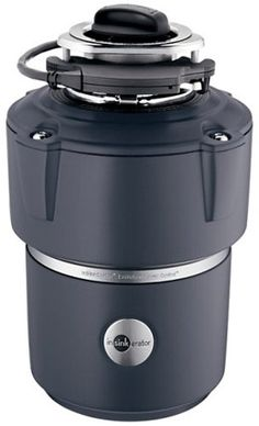 A batch feed garbage disposal for optimal safety and this one, the InSinkErator Evolution,  is rated really quiet