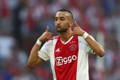 Hakim Ziyech should wait for Liverpool joining Everton would be crazy says former Dutch winger Chelsea Fc, Real Madrid, Premier League, Afc Ajax, Latest Football News, Sporting, Atlas, Everton, Soccer Players