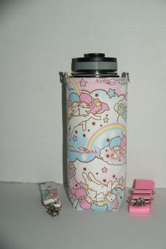 Insulated Water Bottle Holder for 32oz Hydro Flask / by janshop12