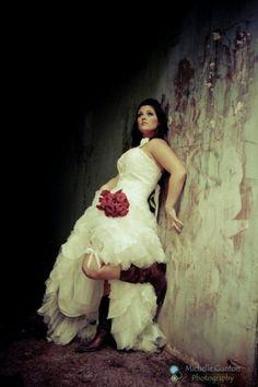 Bride #Country #Western #Wedding …