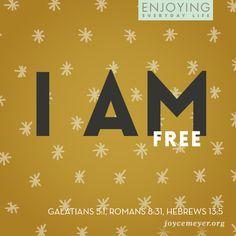 Galatia 5:1 Roma 8:31 Ibrani 13:5