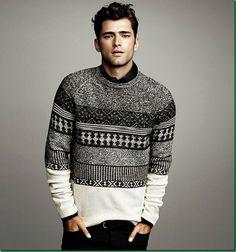 H&M  El gris viene con todo para este invierno! #gray