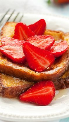Weight Watchers Friendly French Toast Recipe - 3 Smart Points