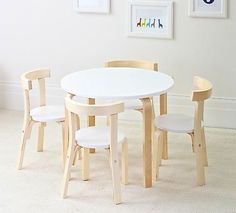 Hip Kids Table and Chairs