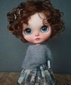 Pretty Dolls, Beautiful Dolls, Ooak Dolls, Blythe Dolls, Barbie, Cute Baby Dolls, Custom Dolls, Pullip Custom, Colorful Drawings