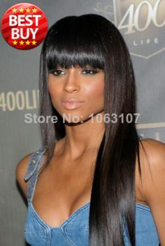 100%human hair none lace wig 18 inch $165.00