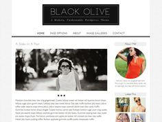 Download Black Olive - Creativemarket Fashionable Theme - Theme Lock