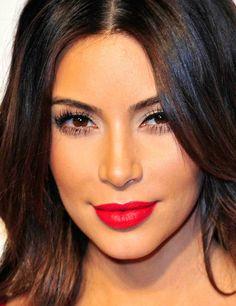 Kim Kardashian - The Oscars 2014: Best After-Party Beauty | ELLE UK