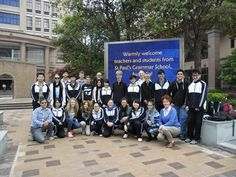 The China Study Trip 2013 was an outstanding success. The adventure departed on Friday, 12 April 2013, led by our Language staff - Mr and Mrs Ingold, Mr Anderson and Mr Zhu along with 11 Chinese language students from Years 9 to 11.