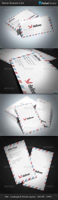 Deliver Business Card