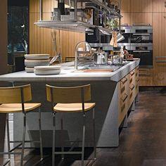 cuisine salle manger 2 en 1 o rgne la convivialit the dell et sa conception ouverte amnager le balcon pinterest convivialit conception et