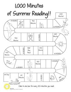 Take the Simple Solutions Summer Reading Challenge. Print out the game board below and color a square for every 20 minutes you spend reading. Reading Club, Reading Logs, Kids Reading, Reading Activities, Teaching Reading, Summer Activities, Reading Lessons, Guided Reading, Reading Games