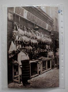 The Leather Shops of Brick Lane Vintage London, Vintage Shops, Hazard Kentucky, East End London, Meat Food, London History, Brick Lane, Shop Fronts, London Life