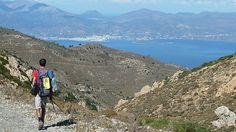 Nasce nell'isola greca un nuovo Cammino. Da percorrere in 28 giorni, attraverso luoghi incantevoli di un territorio che ha molto da offrire anche nelle