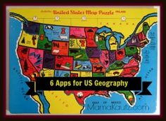 6 Apple apps for United States Geography. State Swipe is the only one on smartphone, as well.