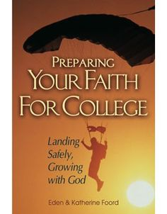 "Skydiving is an apt metaphor for going to college. ""Preparing Your Faith for College: Landing Safely, Growing With God"" prepares teens for the leap into the great unknown. Click on the image for more information about this and other great books for the college bound from Liguori Publications."