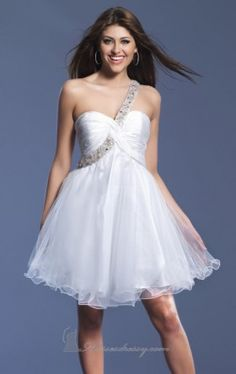 bead tulle dress dave johnny Dave and Johnny 6596 Dress