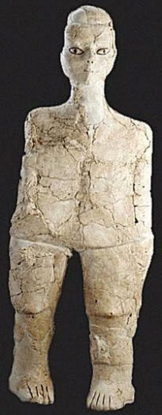 Mysterious Statues From Jordan With Millennia-Old Secrets - MessageToEagle.com