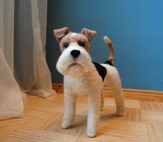 needle felted wire haired terrier https://www.etsy.com/shop/willane?ref=si_shop