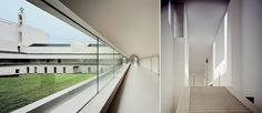 the cistercian monastery of our lady of nový dvůr in the czech republic  image courtesy john pawson