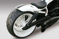 turbo rear fender for v rod 2 Custom Motorcycle Parts, Custom Motorcycles, Night Rod Special, V Rod, Harley Davidson, Custom Bikes