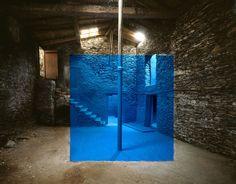 """Foto in """"Georges Rousse, né le 28 juillet 1947 à Paris, un artiste, photographe plasticien français"""" - GoogleFotos"""