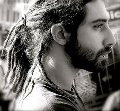 Dreads. So amazing on people that aren't white. White people instead look like the albinos from Matrix Revolutions.