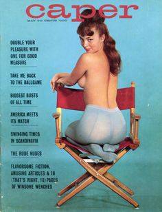 vintage pin up magazines - Google Search