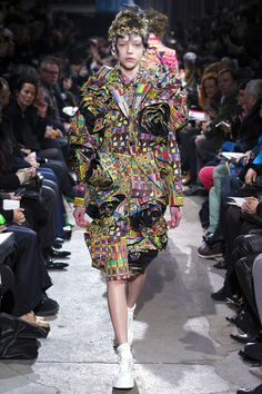 Comme des Garçons Fall 2013 Ready-to-Wear Collection on Style.com: Complete Collection