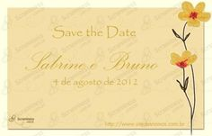 Convite Digital - Casamento #5