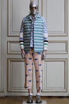b19646b8989 Thom Browne Spring 2013 Menswear Fashion Show