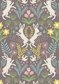 Lewis & Irene - SPring Hare - Springtime on Earth