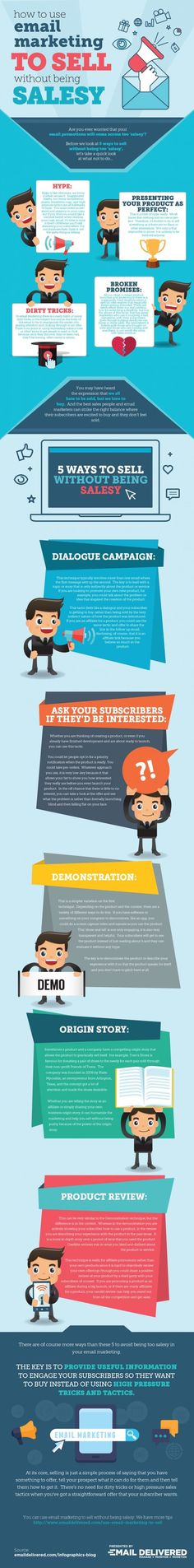 How to use #email #marketing