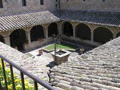 S. Damiano-cloister - Chiesa di San Damiano (Assisi) - Wikipedia