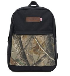 Copper Backpack - Camo Pocket Made in the U.S.A. Get this backpack here: http://www.copperriverbags.com/backpacks/