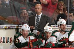 Be A GM: We Fired Yeo, Now What? - Hockey Wilderness
