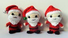 Amigurumi Santa Claus - FREE Crochet Pattern / Tutorial