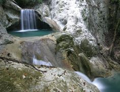 27 waterfalls- Damajagua, Puerto Plata, Dominican Republic. Mother Nature has crafted twenty-seven awe-inspiring pools, etched out of limestone, for your enjoyment. Come discover the best kept secret of the Dominican Republic! isairatours.com Tel. 809-320-1433 Explore the Dominican Republic with us!