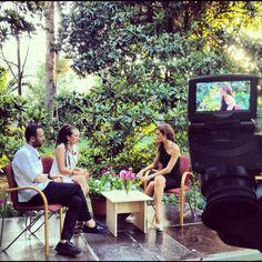 Talking with super fashion designer's Ozgur Masur & Simay Bulbül about fashion& design