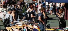 Art shows, craft fairs and street markets are each ideal spots for a pop-up shop where you can test the waters for a product and learn a great deal from fellow vendors.