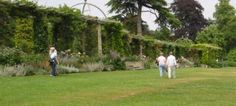 Gärten in England  West Dean