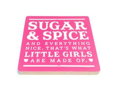 Hey, I found this really awesome Etsy listing at http://www.etsy.com/listing/130955763/wood-sign-sugar-and-spice-what-little
