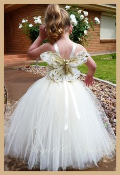 Enchanted Fairy Tutu Dress - for our bridesmaids :P @Marissa Centrella