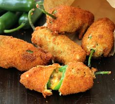 We have always loved Jalapeno Poppers, and these Hoppin' Jalapeno Poppers are so much better than the kind out of a box from the. Milk Recipes, Cooking Recipes, Keto Recipes, Jalapeno Poppers, Bacon Seasoning, Good Food, Yummy Food, Appetisers, Relleno