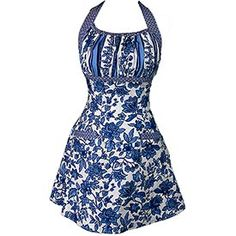 Adorable apron from Heavenly Hostess