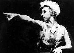 Denise Stocklos, brazilian mimic and actress