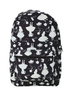 Alice in Wonderland backpack