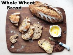 This whole wheat bread has definitely been an Irish staple a couple of centuries ago. It's traditionally made with salt, flour, baking soda and buttermilk.  #delicious #recipes #EasyRecipes #desserts #healthyfood #healthyrecipes #healthyeating
